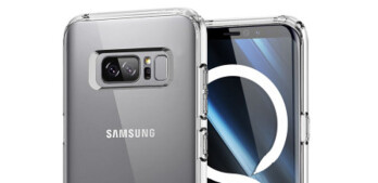 Best thin and light cases for Galaxy Note 8