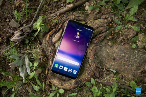 LG V30 hands-on images