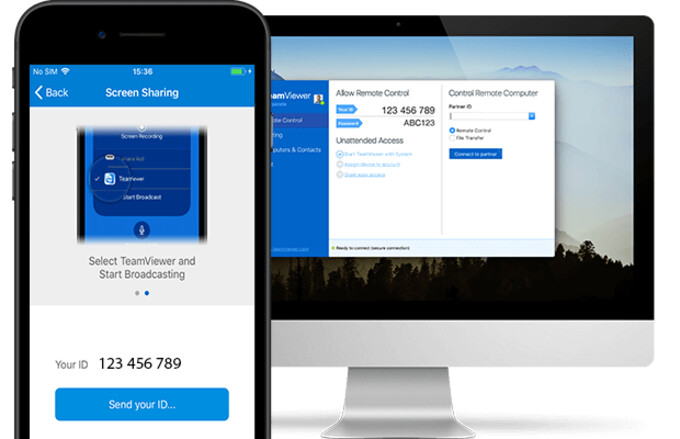 Real-time screen sharing for iPhones & iPads coming to TeamViewer thanks to iOS 11