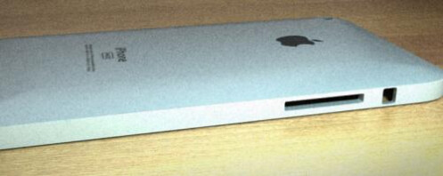First spy shots of the actual forthcoming shell of the iPhone?