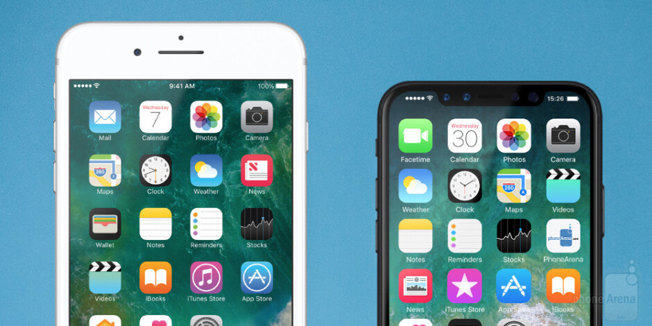 """The iPhone 8 will wear its display """"cutout"""" loud and proud, new report suggests"""