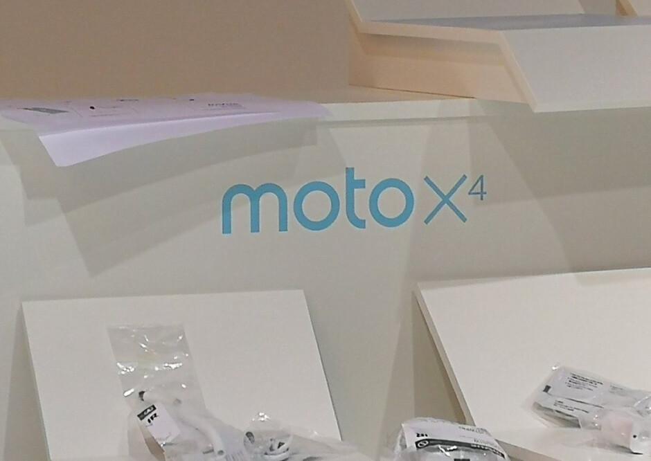 Motorola Moto X4 to be announced at IFA 2017 this week