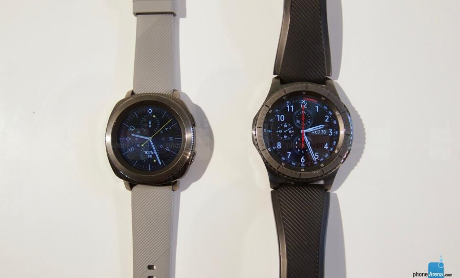 Samsung Gear Sport hands-on