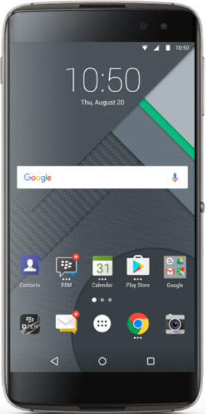 """The DTEK60 was the last phone in the DTEK series to be released - New BlackBerry model """"Krypton"""" figures to be an extension of the DTEK line"""