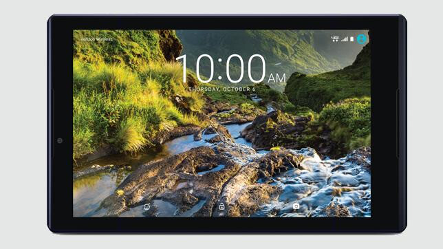 Verizon Ellipsis 8 HD tablet getting Android 7.0 Nougat update