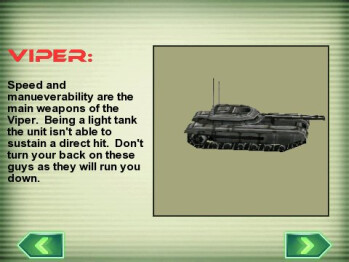 Tank Recon 3D shows off OpenGL ES support on the BlackBerry Storm2