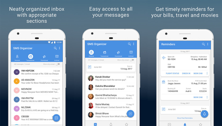 Microsoft's SMS client for Android is limited to users in India only - Microsoft's SMS client for Android is available in India only