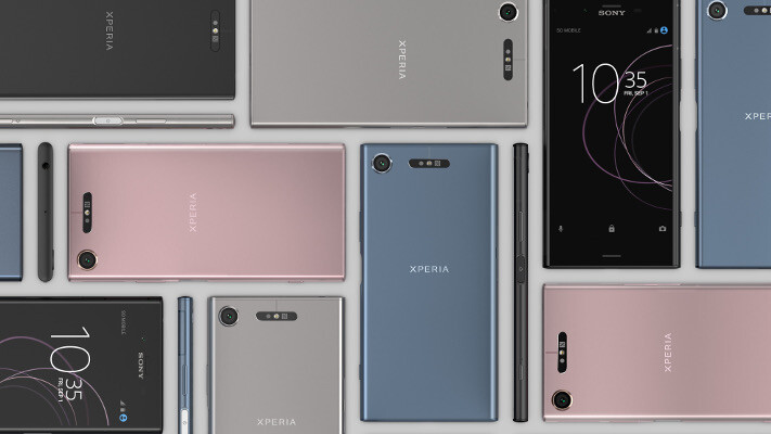 Sony Xperia XZ1, XZ1 Compact, XA1 Plus price and release date