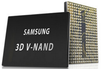 Samsung is the current global leader in producing NAND chips
