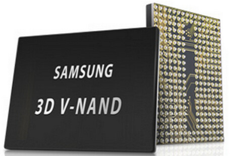 Samsung is the current global leader in producing NAND chips - Apple part of group seeking to buy Toshiba's memory chip business for $18 billion