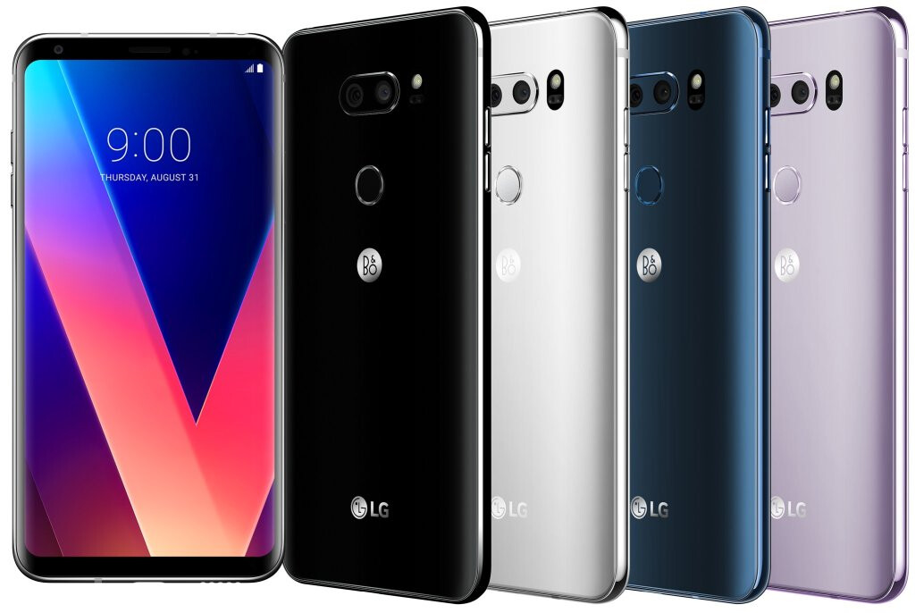 LG V30 Colors