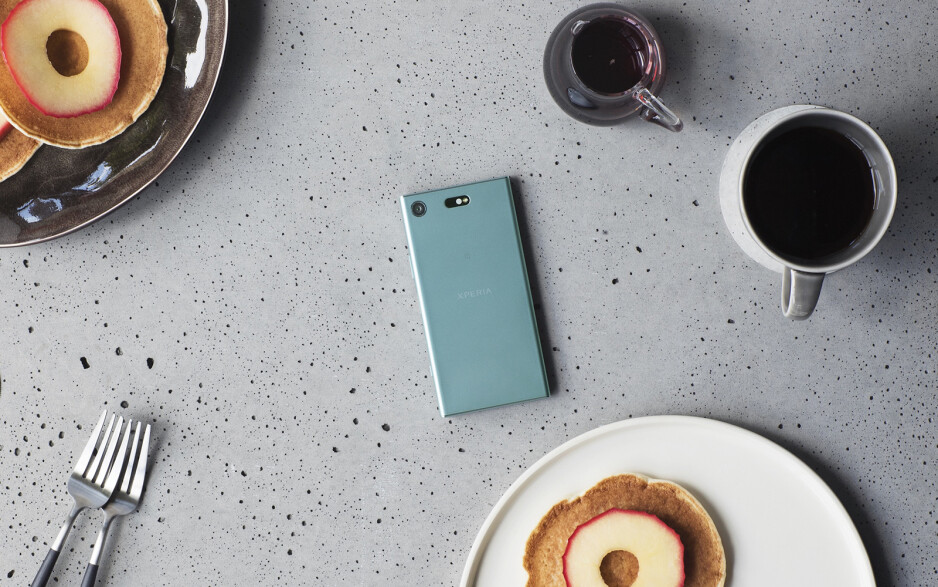 Sony announces the Xperia XZ1 Compact: Small in size, big in capabilities