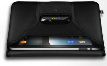 Sprint enticing iPad owners with a free case by getting their 4G Overdrive Modem