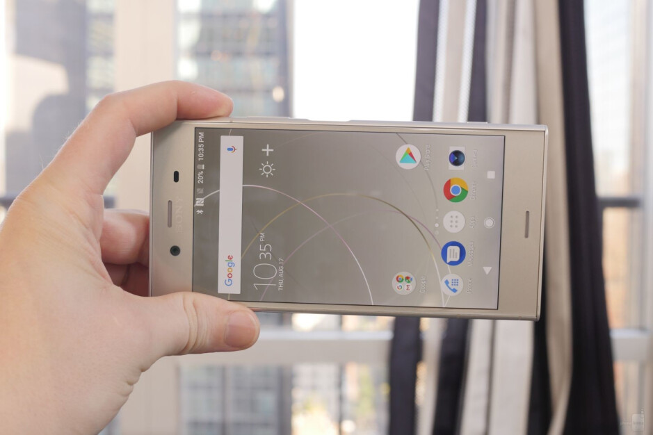 Sony Xperia XZ1 and XZ1 Compact hands-on