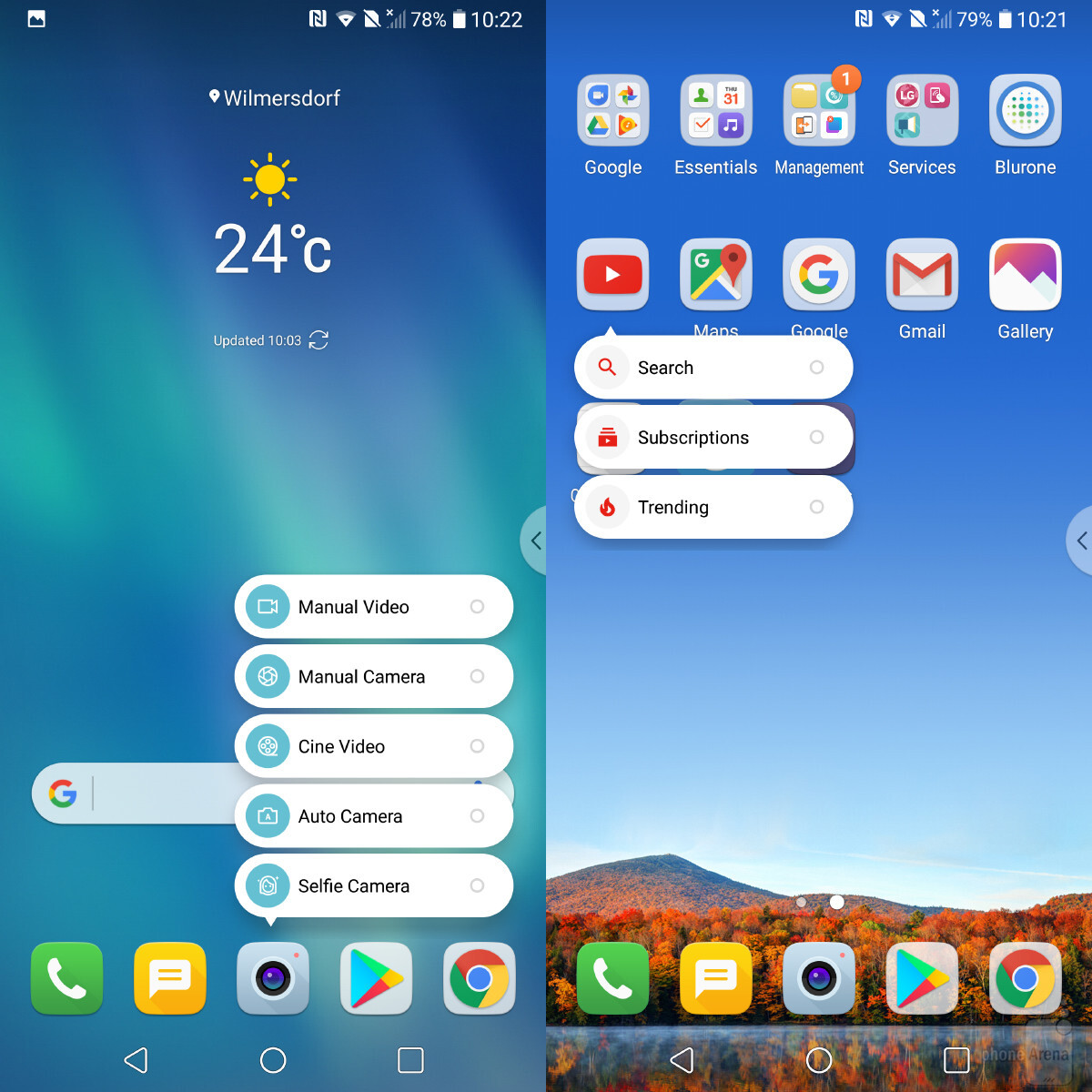 LG V30 new UI features: what we've found so far! - PhoneArena