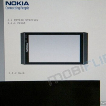 Another image of the Nokia N8 gets leaked