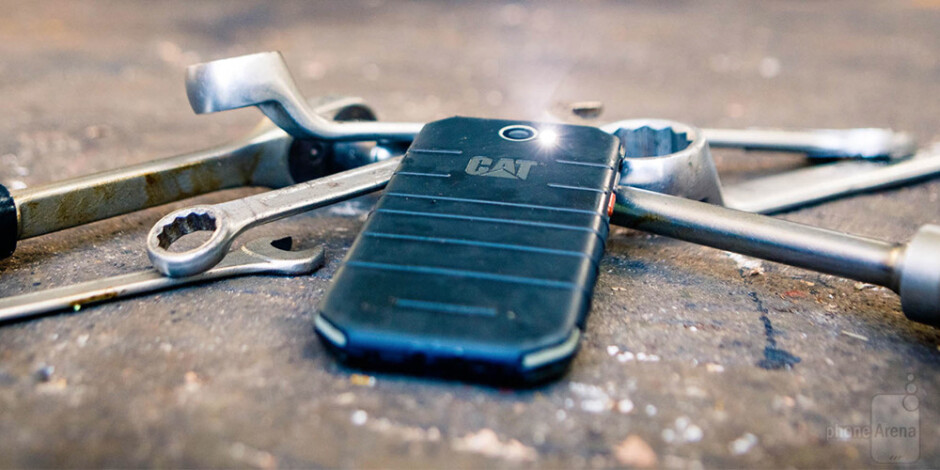 """CAT launches two super rugged smartphones, """"built to survive"""""""