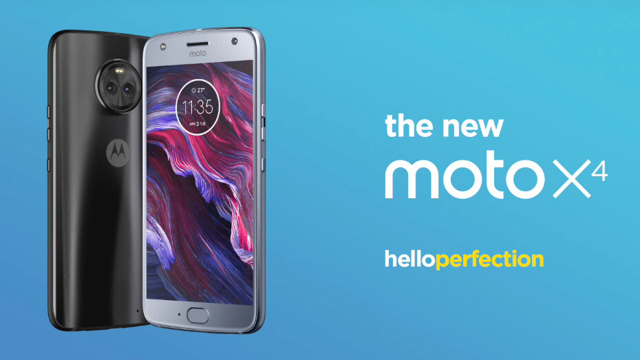 Moto X4: all new features