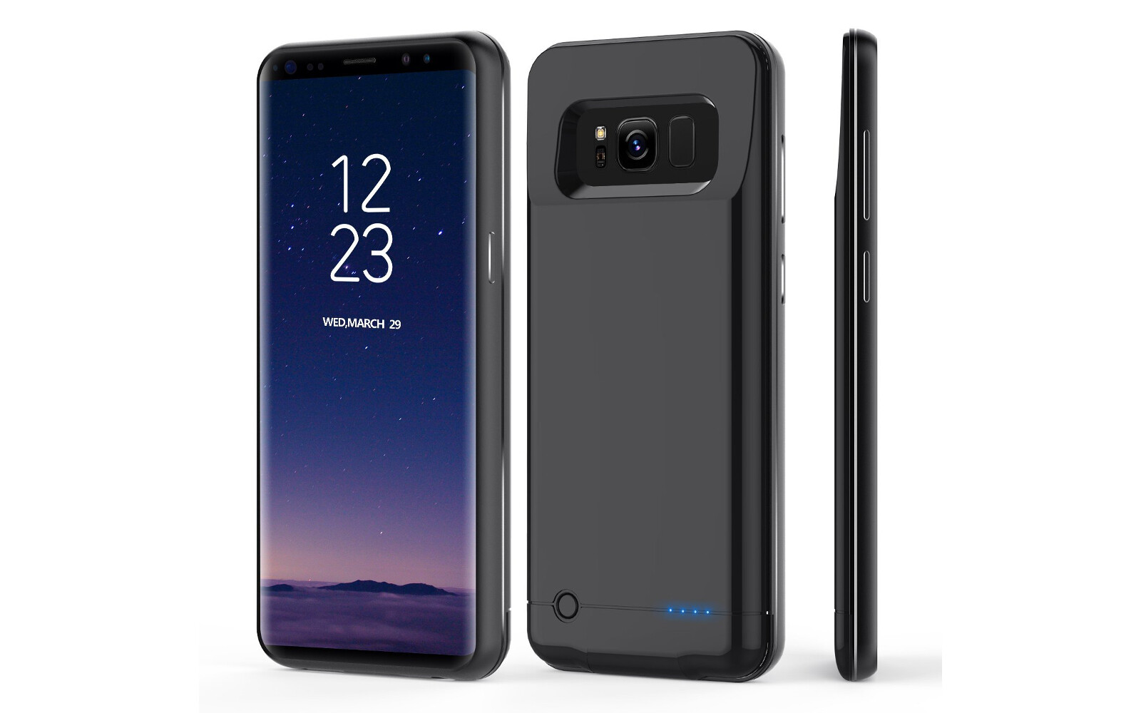 the latest e1d37 94bef Best battery cases for Samsung Galaxy S8 and S8+ - PhoneArena