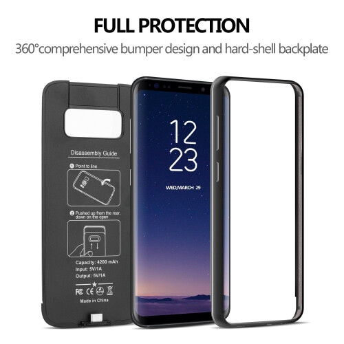 samsung charging case s8
