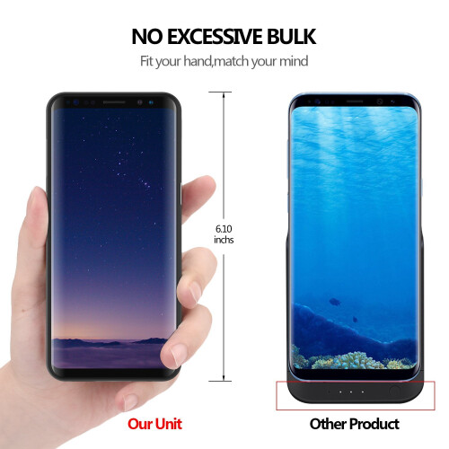 samsung galaxy s8 battery case