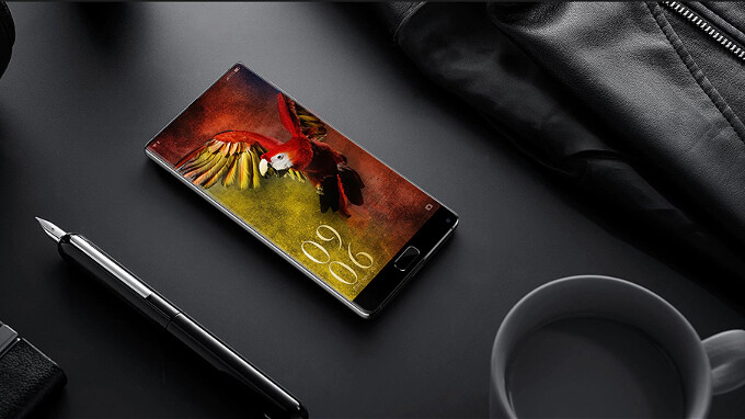 Shiny flagship at a special price: the Elephone S8 just got a discount for a short while