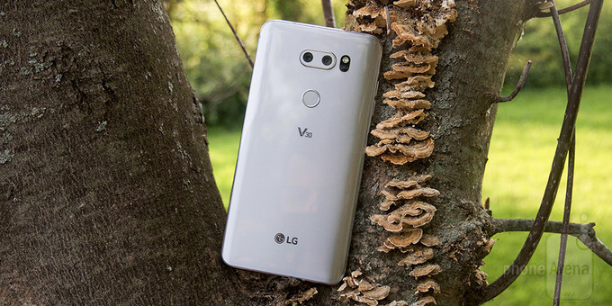 LG V30 wide-angle camera vs G6 and V20: the difference - PhoneArena