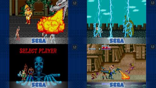 Sega Golden Axe