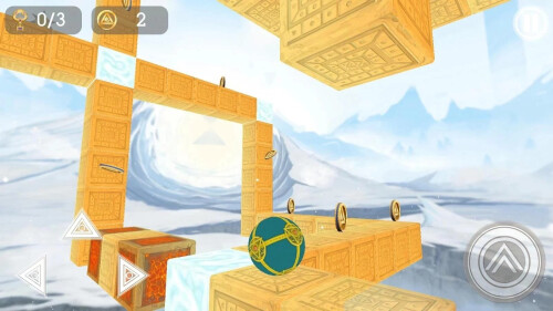 Maze 3D: Gravity Labyrinth - gameplay pic