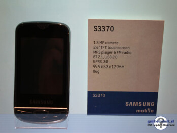The Samsung S3370