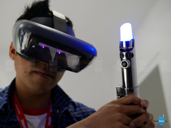 Star Wars: Jedi Challenges AR experience hands-on