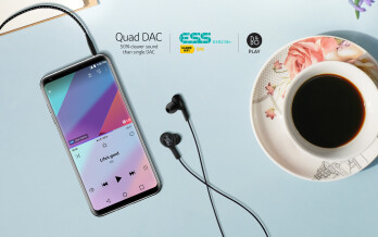 How turn on (and make sense of) the LG V30's Quad DAC