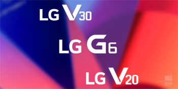 LG V30 vs LG G6 vs LG V20: An interface comparison