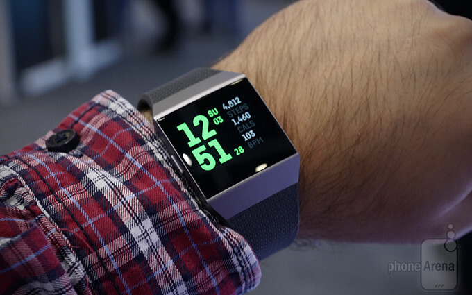 Fitbit Ionic and Fitbit Flyer hands-on