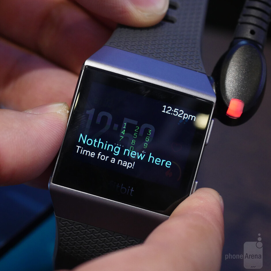 Relatable - Fitbit Ionic and Fitbit Flyer hands-on