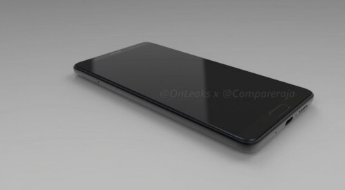 Renders of the Huawei Mate 10