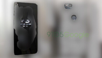 Alleged Pixel 2 image