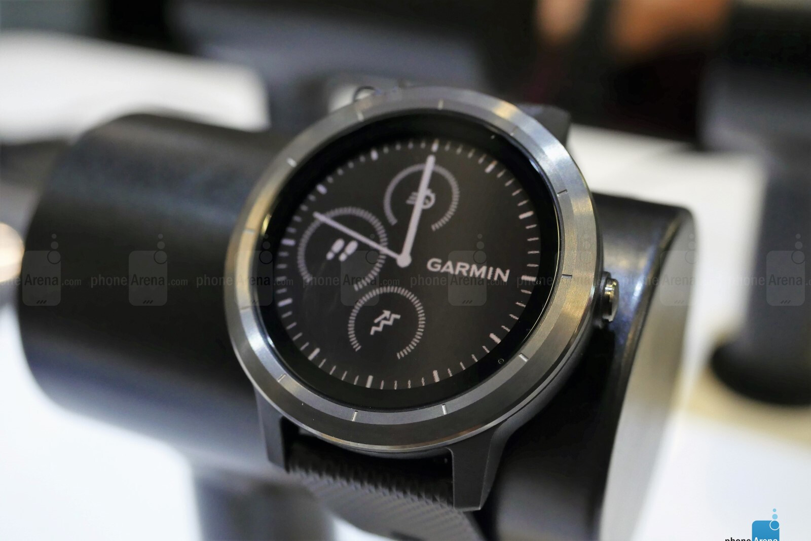 Garmin Vivoactive 3, Vivomove HR and Vivosport: IFA 2017 ...