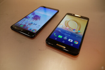 Alcatel A7 and A7 XL hands-on
