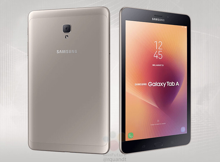 Here Is The Samsung Galaxy Tab A2 S In All Its Glory