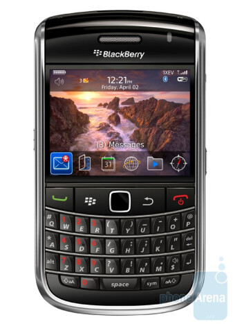 RIM BlackBerry Bold 9650
