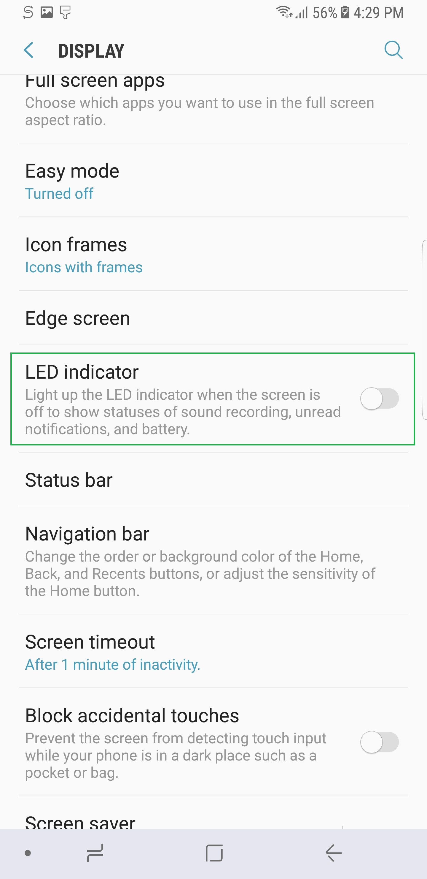 image from Samsung Galaxy Note 8: battery tips and tricks