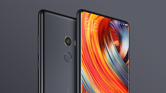 cheap for discount 72f9c 9fe72 The Xiaomi Mi MIX 2 is now official: 6-inch 18:9 display, Snapdragon ...