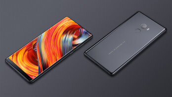 The Xiaomi Mi MIX 2 is now official: 6-inch 18:9 display, Snapdragon 835, global network support
