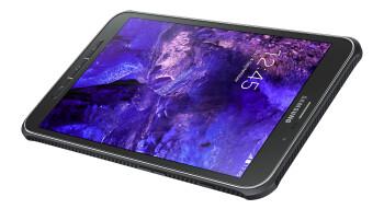 The original Samsung Galaxy Tab Active