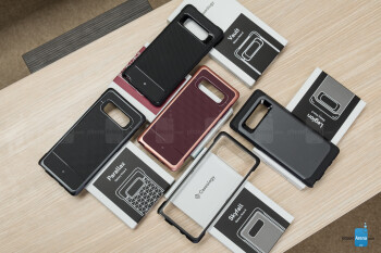 Caseology's Note 8 series of cases