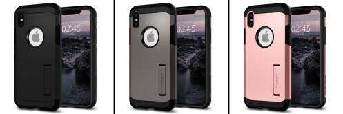 Spigen's Falllinien aktualisiert, um das iPhone 8, 8 Plus und iPhone X