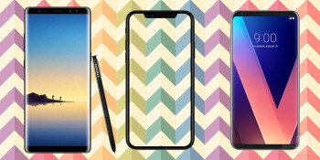 Apple iPhone X vs Samsung Galaxy Note 8 vs LG V30: specs comparison