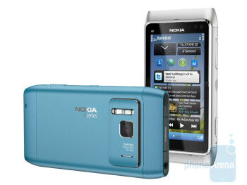 The Nokia N8 will be available in 5  color variants