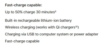 iphone quick charge. iphone x official specs confirm fast-charge iphone quick charge a